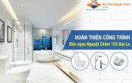Địa chỉ uy tín số 1 cung cấp thiết bị vệ sinh chính hãng tại Hà Nội