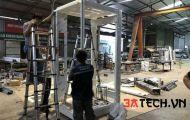 Sản xuất cabin thang máy: Đặt hàng ngay tại 3ATECH