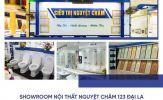 Nhà phân phối thiết bị vệ sinh Nguyệt Châm – Sản phẩm chính hãng, nói không với hàng trôi nổi