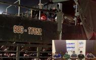 Bốn người đàn ông 'đóng giả' lợn nằm trong thùng xe vượt chốt kiểm dịch COVID-19