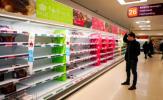 Các siêu thị Anh vỡ trận sau 'ngày tự do'