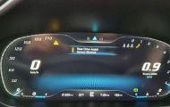 MG xác nhận xe HS nhập khẩu lỗi cảm biến điểm mù