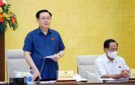 Đại diện Ban Tổ chức Trung ương, Kiểm toán Nhà nước sẽ tham gia đoàn giám sát của QH