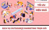 Dịch vụ Outsource Marketing trọn gói giá 15 triệu tại ECP Media và những lợi ích dành cho khách hàng