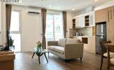 Trải nghiệm căn hộ cho thuê phong cách Nhật tại phố Mạc Đĩnh Chi