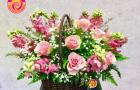 Những mẫu hoa tươi tặng sinh nhật đẹp mắt
