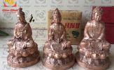 Địa chỉ bán sản phẩm tượng Phật bằng đồng cao cấp uy tín