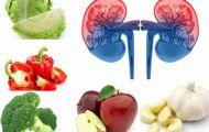 Top những thực phẩm tốt cho sức khỏe người bị bệnh thận