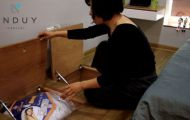 Lợi ích mà tủ âm sàn đem lại cho các căn hộ chung cư