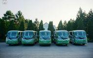 Công ty TNHH Du lịch quốc tế Group Tour đầu tư thêm xe điện phục vụ du lịch