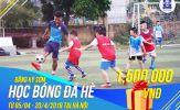 Nhận ngay 1.500.000 VNĐ khi đăng ký sớm khóa học bóng đá hè tại Blue Sky