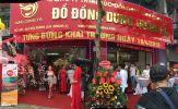 Dung Quang Hà tưng bừng khai trương showroom đồ đồng cao cấp tại Hà Nội
