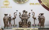 Ý nghĩa văn hoá của người Việt trong đồ thờ cúng bằng đồng