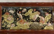 Ý nghĩa các bức tranh đồng đẹp tinh xảo của đồ đồng Dương Quang Hà