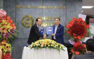 Lễ ký kết hợp tác giữa Onekey & Partners với Quỹ chống hàng giả