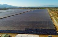 Dự án điện mặt trời 330MW tại Ninh Thuận lên báo quốc tế