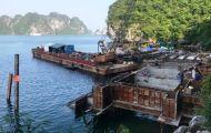 Vùng lõi vịnh Hạ Long có nhiều công trình xây dựng 'chui'