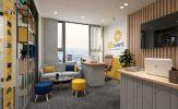 Khám phá văn phòng việc hiện đại khơi nguồn cảm hứng sáng tạo của Lux Event