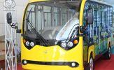 Tùng Lâm giới thiệu 6 mẫu xe điện Việt Nam tại triển lãm Vietnam AutoExpo 2019