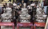 Tìm hiểu về ý nghĩa và địa chỉ cung cấp tượng đồng Tam Thế Phật chất lượng