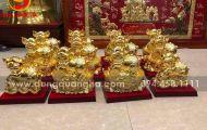 Lý do những sản phẩm đồ đồng mạ vàng cao cấp được yêu thích