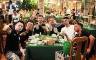 Giải nhiệt mùa hè với quán bia đẹp ở Hà Nội mang tên Vân Hồ