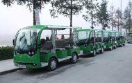 Vì sao xe điện Việt Nam VN.CAR 08ACi10 được ưa chuộng tại khu du lịch