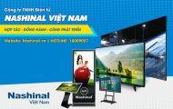 Vừa vào Việt Nam, công ty Nashinal đã nhanh chóng chinh phục khách hàng trên thị trường tivi smart