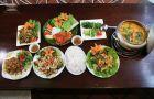 Thưởng thức set cá ngạnh sông 5 món ngon tuyệt tại nhà hàng Vân Hồ