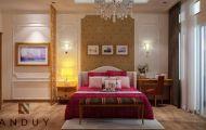 Bí quyết thiết kế giường cưới theo phong thủy đúng chuẩn cho các cặp vợ chồng son
