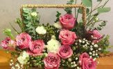 Những lẵng hoa tri ân thầy cô đẹp nhất, ý nghĩa nhất