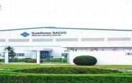 Công ty TNHH Sumitomo Nacco Việt Nam lựa chọn Vinsun làm đơn vị cung cấp và lắp đặt đèn LED VSC cho nhà xưởng