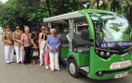 Xe điện du lịch toàn quốc - Khi diện mạo ngành công nghiệp không khói thay đổi từ điều đơn giản nhất