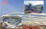 Tân Khánh Steel - Bản lĩnh 'người tiên phong' trong lĩnh vực kết cấu thép, xây dựng