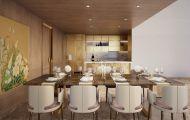 Vẻ đẹp hoàn mỹ, sang trọng của nội thất sơn mài tại khách sạn Văn Phú - Tây Hồ