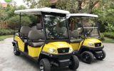 Giải pháp vận chuyển xanh trong resort, khu du lịch với xe điện 6 chỗ