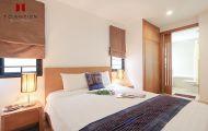 Căn hộ cho thuê đầy đủ tiện nghi phố Đào Tấn tại Toan Tien Housing