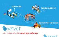 eNetViet - Phần mềm liên lạc nhà trường gia đình giúp xây dựng cộng đồng giáo dục gắn kết
