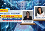 [Không thể bỏ lỡ] Webinar: Triển vọng nghề nghiệp ngành Big Data Analytics