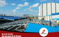 Lý do gì đã đưa nhà thép tiền chế của Tân Khánh trở thành sự lựa chọn của nhiều chủ đầu tư lớn?