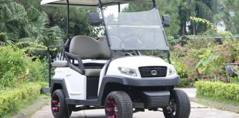 Tại sao xe điện sân golf của Tùng Lâm được ưa chuộng hàng đầu tại các sân golf quốc tế?