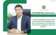 CEO Passion Investment: Thị trường chứng khoán Việt Nam quý IV sẽ tiếp tục đi lên