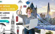 Du học UK tháng 1.2021: Những suất học bổng hấp dẫn đang chờ đón du học sinh Việt