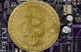 Giá Bitcoin tăng vọt lên đỉnh một tháng