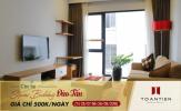 Thuê ngắn hạn căn hộ Square Buiding tại trung tâm quận Ba Đình chỉ với 500k/ngày