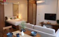 Ngất ngây căn hộ thiết kế đẹp ngay giữa trung tâm quận Ba Đình
