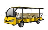 Ra mắt mẫu xe 14 chỗ mới hiện đại, an toàn