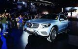 Lội nước với Mercedes-Benz GLC - Có thể
