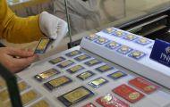 Giá vàng miếng tăng trở lại