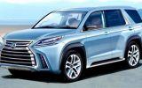 Lộ diện các phiên bản Lexus LX600 mới